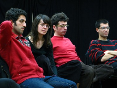 Dimitra, Ferran Fages, Mihalis